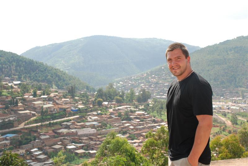 Rwanda – land of a thousands hills!
