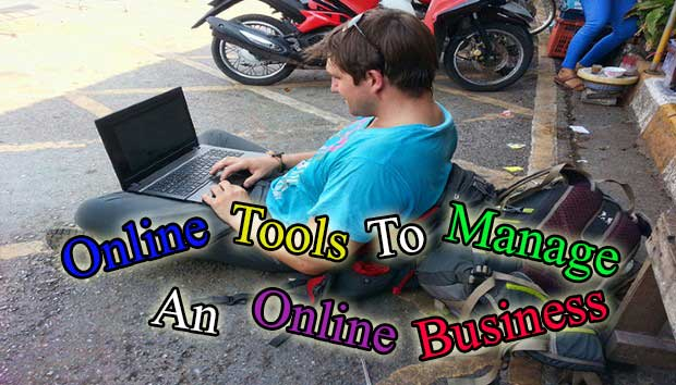 Online Tools to Manage an Online Business