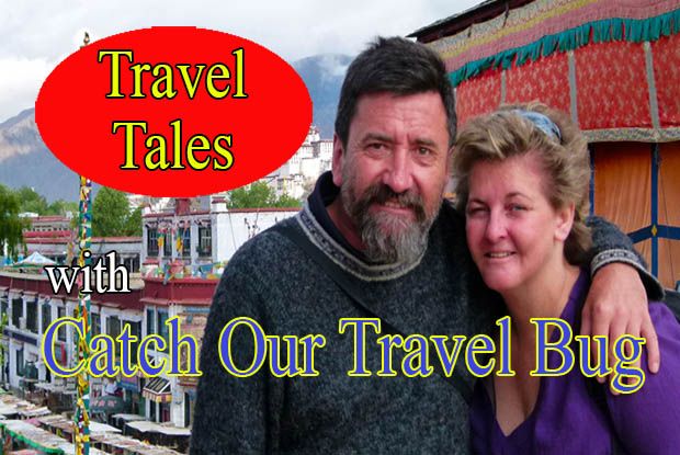 Travel Tales Interview with Catchourtravelbug.com