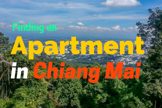 Finding an Apartment In Chiang Mai