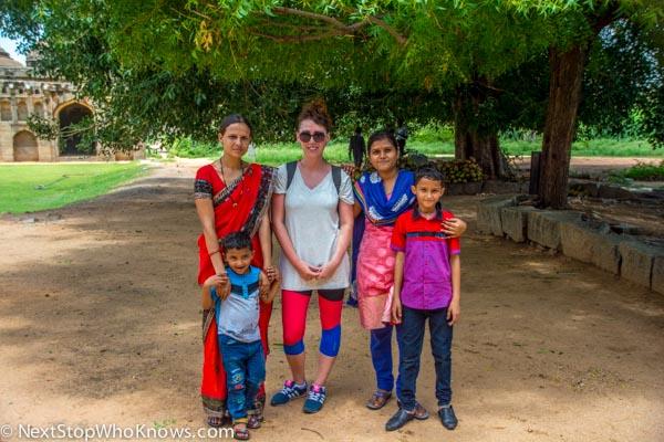 local women india