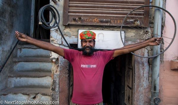 long beard india