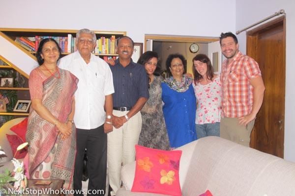 indian friends