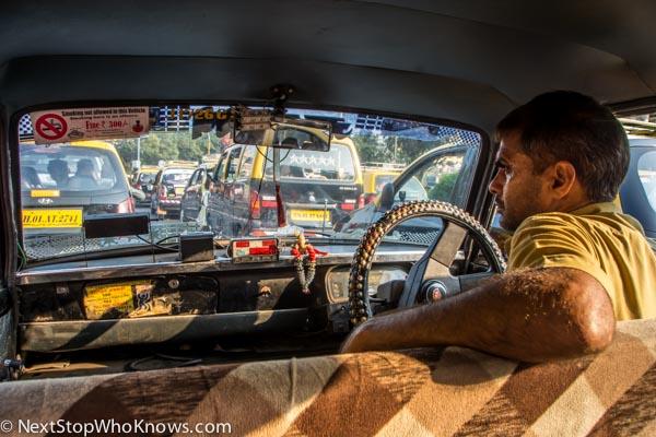 taxi driver mumbai