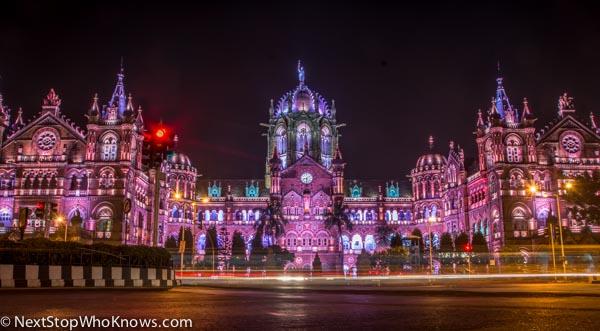 vt station mumbai