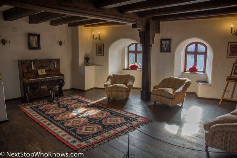 Exceptional Inside Bran Castle Gallery