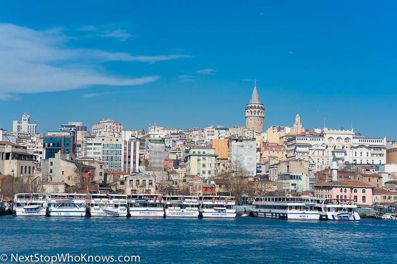 bosphorus river istanbul