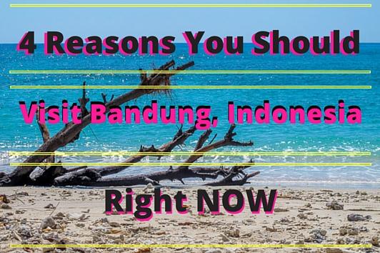 bandung indonesia visit
