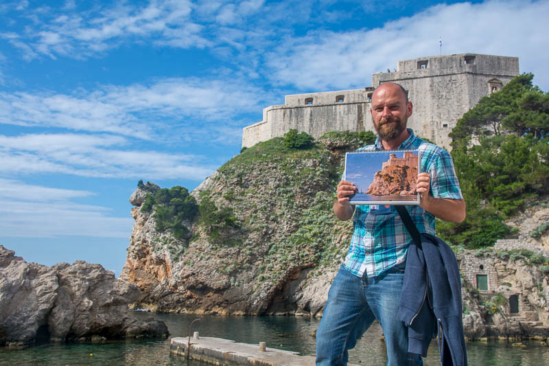game of thrones tour in dubrovnik