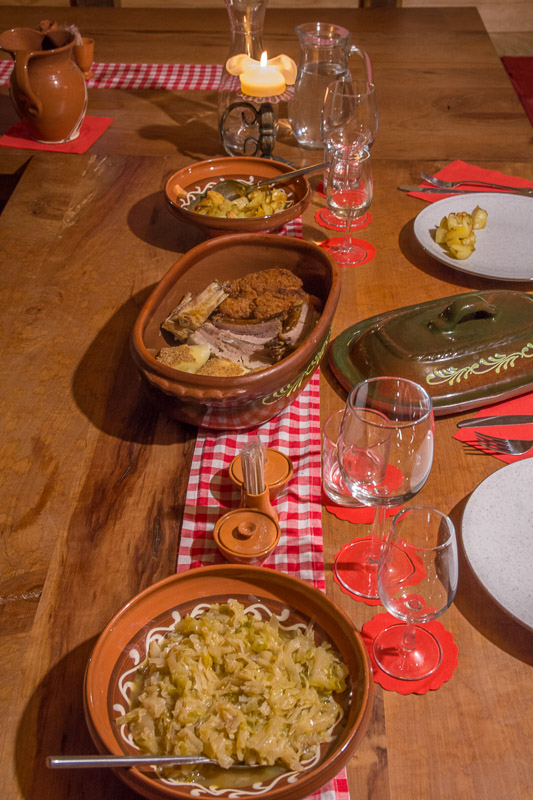 traditional slovenian food