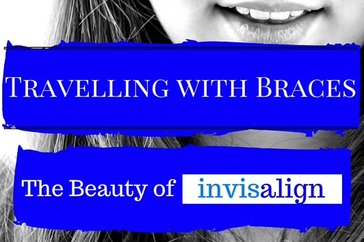 travelling invisalign braces