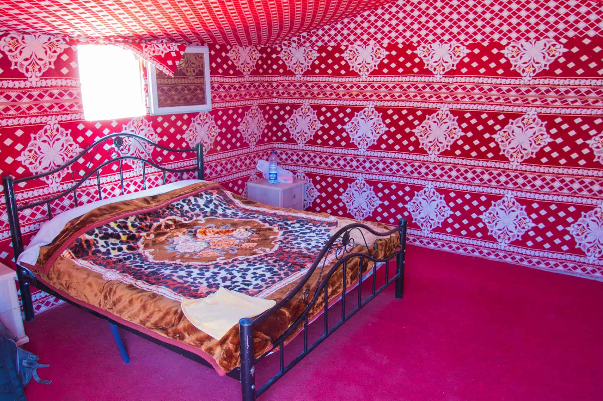best Bedouin camp wadi rum