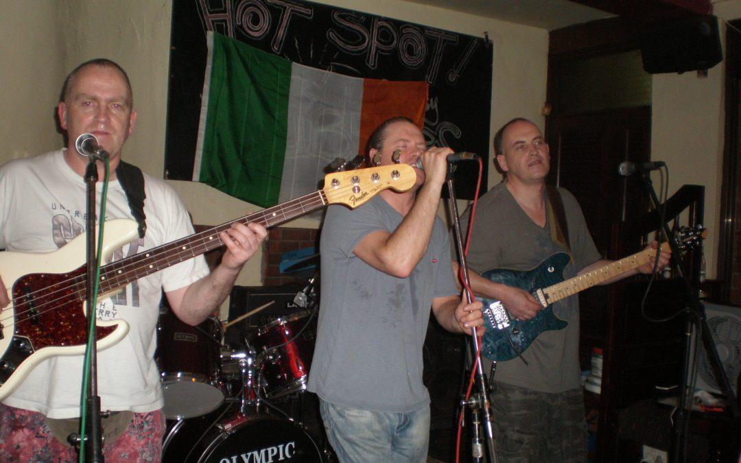 Paddy's day celebrations!