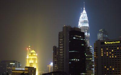 Downtown Chinatown, Kuala Lumpur!