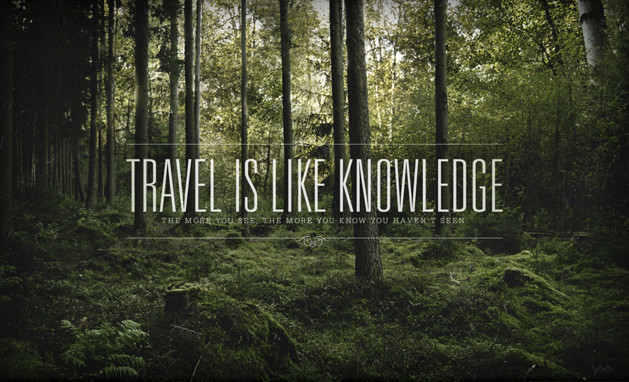 Travel portfolio – Lessons Learned From Travel