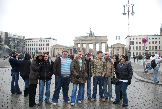 Blast from the Past – Euro Trip 2007
