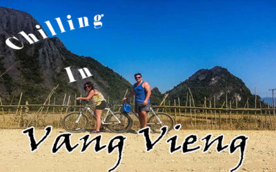 Chilling in Vang Vieng