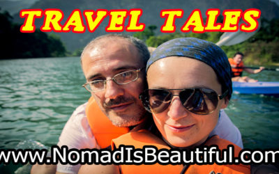 Travel Tales with Gianni and Ivana – Nomad is Beautiful