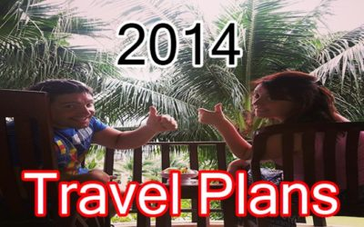 Travel Plans for the Rest of 2014