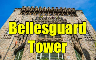 Photo Essay – Bellesguard Tower, Barcelona