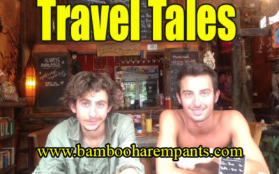 Travel Tales with Mitchell White – One Tribe Apparel