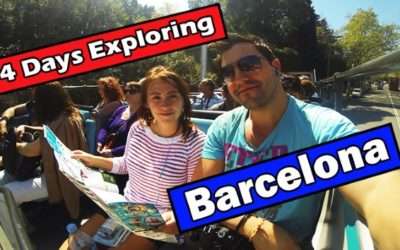 4 Days Exploring Barcelona