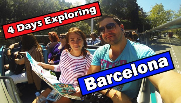 4 Days Exploring Barcelona