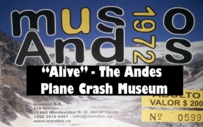 Alive – The Andes Plane Crash Museum
