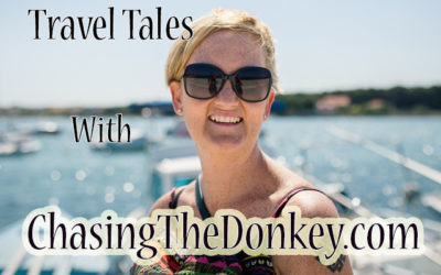Travel Tales with SJ from ChasingTheDonkey.com