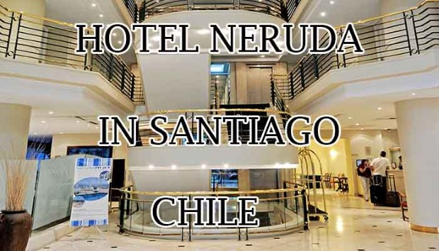 Hotel Neruda in Santiago, Chile