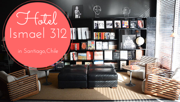 Hotel Ismael 312 in Santiago, Chile