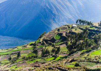 Rolling Hills, Machu Picchu, Peru