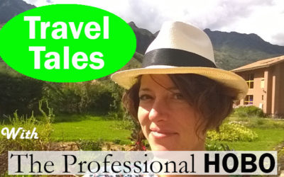 Travel Tales with Nora Dunn – The Professional Hobo