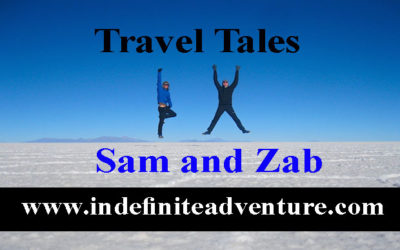 Travel Tales with IndefiniteAdventure.com