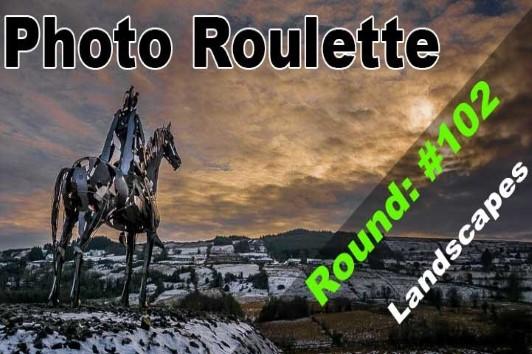 Photo Roulette Round #102: Landscapes