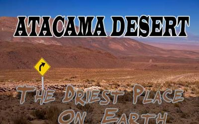 Atacama Desert: The Driest Place on Earth