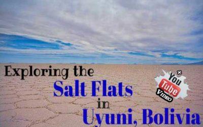 Exploring the Salt Flats of Bolivia