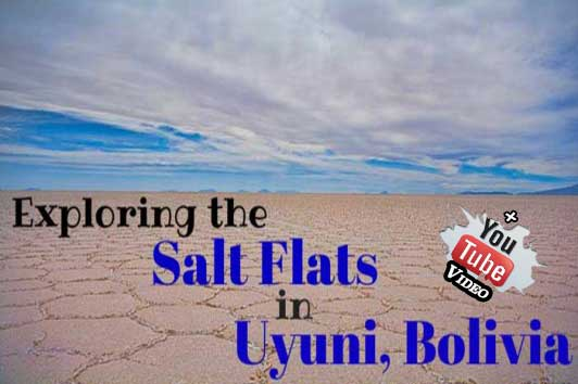 Exploring the Salt Flats of Bolivia