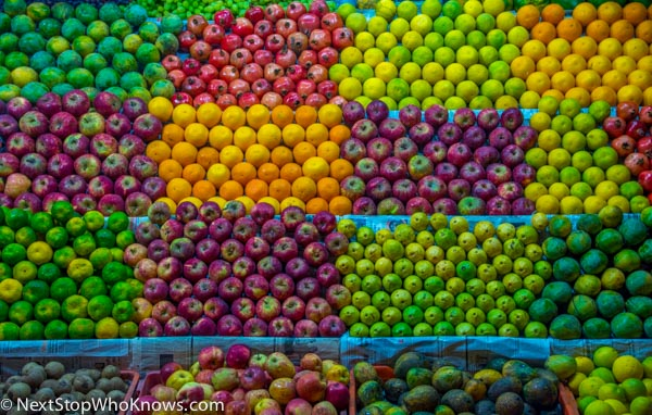 Fruit Market, India