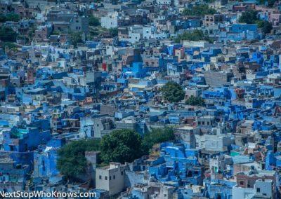 "The ""Blue City"", Jodhpur, India"