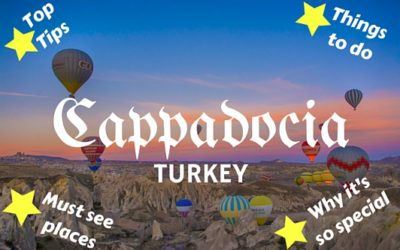 Things to do in Cappadocia, Why it's so Special, Top Tips & Must-see Places