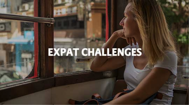 Expat living: Four expat challenges and how to overcome them
