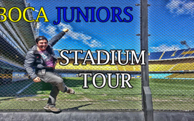 Boca Juniors Tour