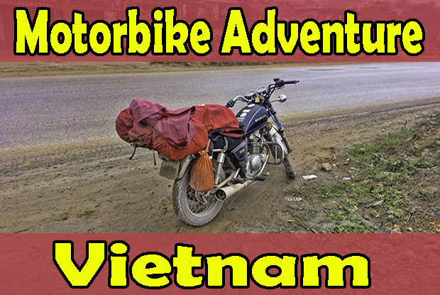Motorbike Adventure in Vietnam