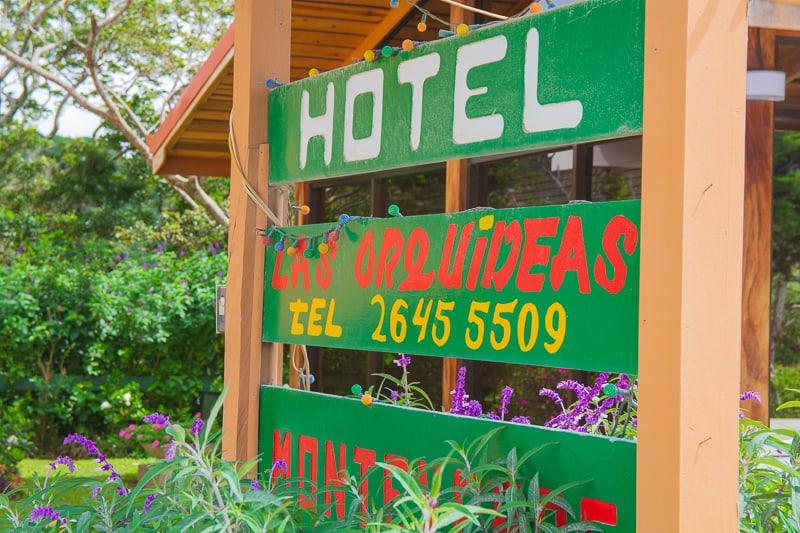 hotel las orquideas