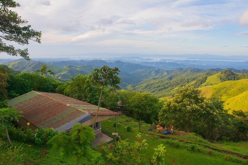 view of monteverde