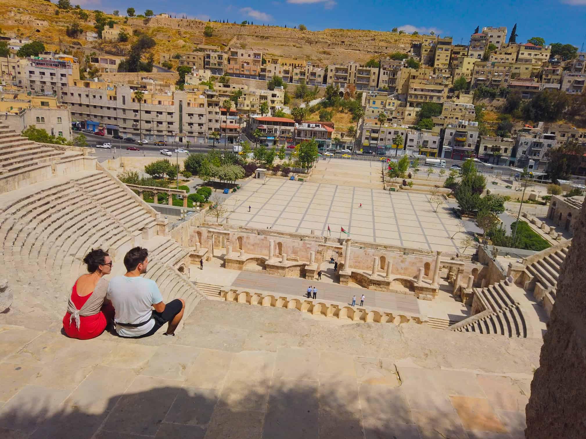roman amphitheatre_amman