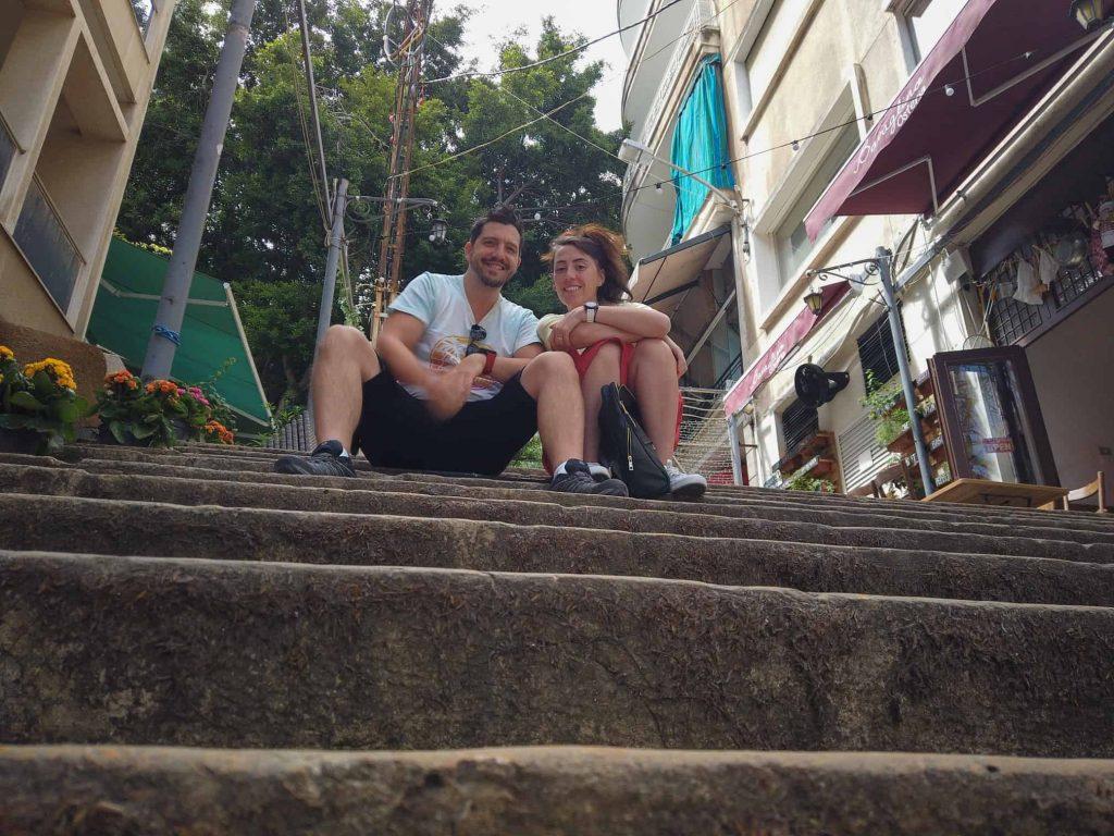 St. Nicholas Stairs, Beirut