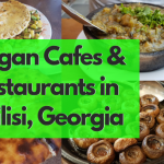 vegan cafe restaurant tibilisi