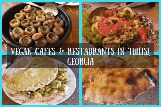 vegan cafes and restaurants tbilisi